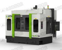 TOM-HTD400定柱卧式加工中心 模具加工中心 FANUC加工中心