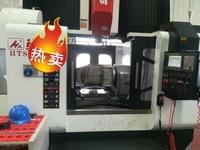 鲁南地区性价比高的机床厂山东海特机床VMC1060五轴联动加工中心,台湾新代支持五轴