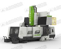 2米龙门铣滕州机床厂家直销HLC2516小型龙门铣床 重型切削,配发那科系统性能稳定分期付款