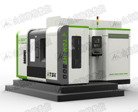 TOM-HT500日本发那科系统卧式加工中心 海特数控机床品质保证 模具加工中心厂家